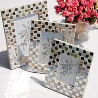 Рамки из мозаики своими руками 122